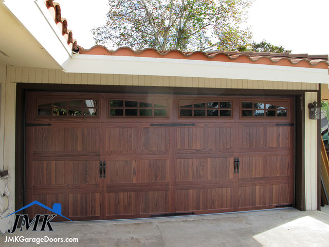 CHI Accent Carriage House Garage Door