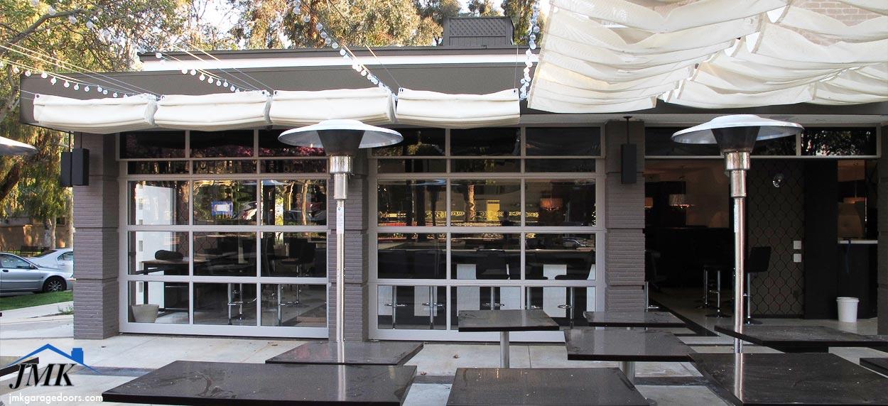 Commercial Garage Door Shutters Chino Hills La Verne